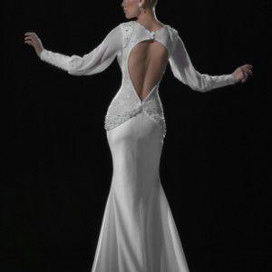 """Идеальная невеста в совершенном свадебном платье от """"Shabi&Israel"""" в Израиле"""