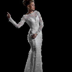 Дизайнеры салона в Ашдоде помогут выбрать идеально подходящее свадебное платье.