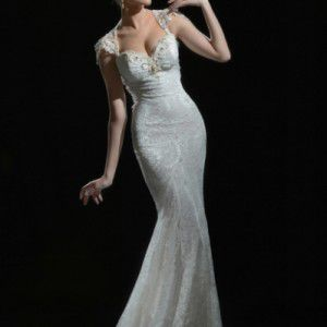 """Блистательная невеста в платье от """"Shabi&Israel"""""""