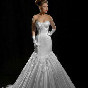 Изумительные свадебные платья в Израиле