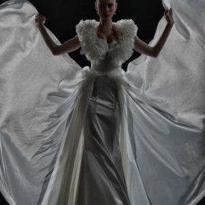 Идеальное свадебное платье в Израиле для Вас. Индивидуальный пошив.