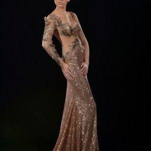 Дизайнерские платья в духе моделей Эли Сааба и Зохаира Мурада