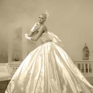 Свадебные платья коллекции 2014 года.